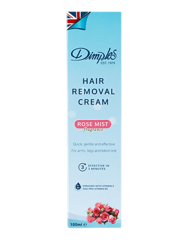 Hair Removal Cream Dimples Depilatory